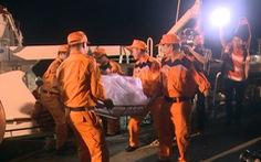 Khởi tố bốn người trong chìm tàu Hải Thành 26