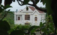 Đắk Lắk 'xin ý kiến ban ngành' về biệt thự phó Ban Nội chính