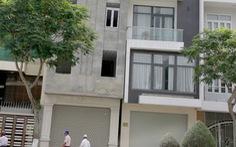 Khách sạn 7 tầng tại Đà Nẵng nghiêng, làm nứt nhà dân