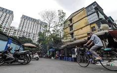 Đề xuất xây chung cư cao cấp khi cải tạo chung cư cũ