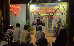 Đoàn hát tuồng Nam Diêu và làng hát bội ở Hội An