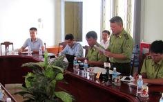 Thanh tra việc chuyển đổi rừng để nuôi bò thịt ở Phú Yên