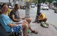 Vỉa hè Sài Gòn có cuộc sống sống động khácSingapore