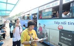 Bình Dương giữ xe miễn phí cho ai đi xe buýt