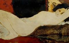 Vẽ tranh khỏa thân - hậu trường 'cười - mếu'