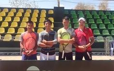 Tuyển quần vợt VN rớt hạng tại Davis Cup 2017