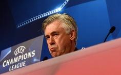 """HLV Ancelotti: """"Bayern Munich chưa hết hi vọng đi tiếp"""""""