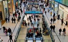Chi tiêu tiêu dùng tại Anh tăng thấp nhất trong vòng ba năm