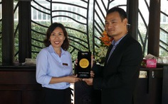 Léman Cap Resort & Spa nhận giải thưởng vàngGold Circle Awards