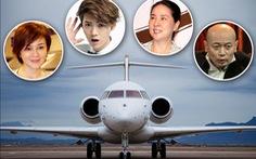 Nỗi 'ám ảnh' máy bay của các ngôi sao Hoa ngữ