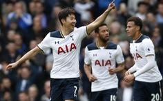 Đè bẹp Bournemouth, Tottenham còn kém Chelsea 4 điểm