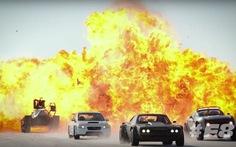 8 thú vị cần biết khi xem The Fate of the Furious