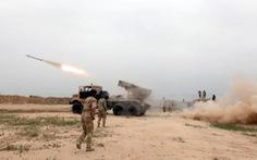 IS tấn công bằng khí độc ở Iraq