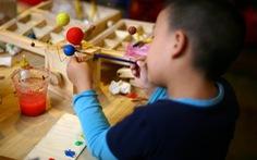 Mới lạ đồ chơi STEM cho trẻ em
