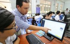 Gia tăng số thí sinh đăng ký xét tuyển ĐH