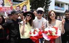 Huỳnh Hạo Nhiên, Huỳnh Trí Văn, Trần Khải Lâm gặp gỡ khán giả VN