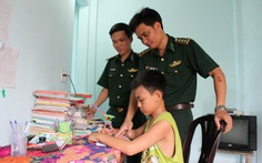 Những đứa con của lính quân hàm xanh