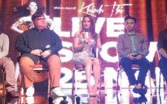 Khánh Thi làm liveshow kỷ niệm 25 năm sự nghiệp