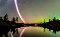 Tìm thấy 'ánh sáng mới' trên bầu trời