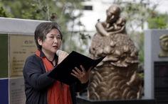 Khánh thành tượng Pieta Việt Nam trên đảo Jeju
