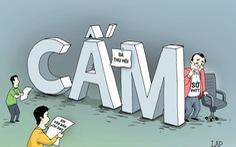 'TP.HCM đề nghị xem xét nội dung chứ không đề xuất ngưng phổ biến'