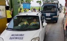 Miễn phí đường bộ qua trạm Cầu Rác cho người dân hai huyện