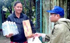 Hơn 220 tỉ đồng ủng hộ người dân vùng lũ Bình Định