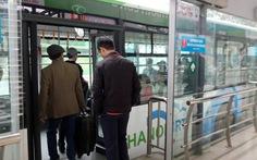 Hà Nội thí điểm cho xe buýt thường đi vào làn buýt nhanh