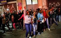 Brazil 'tê liệt' trong cuộcđình cônglịch sử