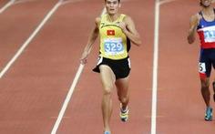 Quách Công Lịch giành HCV 400m ở Grand Prix châu Á
