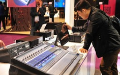 50 thương hiệu triển lãm thiết bị nghe nhìn chuyên nghiệp
