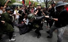Biểu tình, bạo lực ở nhiều nước trong Ngày 1-5
