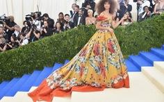 Ngợp với 'đại tiệc' thời trang thế giới Met Gala 2017