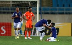 CLB Hà Nội chia tay AFC Cup dù thắng đậm Felda United