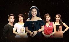 12 gương mặt truyền hình 2017 sẵn sàng so tài