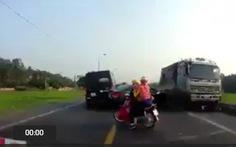 Xử lý nghiêm tài xế xe tải đi ngược chiều đâm chết 2 người