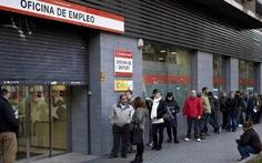 Eurozone: Tỷ lệ thất nghiệp trong tháng 3 giữ ở mức 9,5%