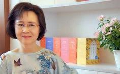 Nữ văn sĩ mướt tình Quỳnh Dao khóc 'nhân gian vô tình'