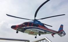 Bắt đầu triển khai dịch vụ trực thăng ở trung tâm Sài Gòn