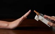 Lỡ ghiền thuốc lá làm sao bỏ?