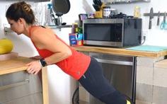 Các bà nội trợ nên tập thể dục như thế nào?