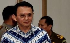 Thị trưởnggốc Hoa đầu tiên của Jakarta bị phạt tù tội báng bổ