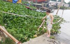 Kéo lưới đánh cá 'được' quả bom nặng 400kg
