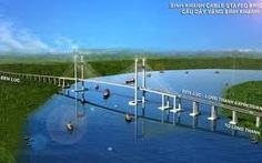 Xây cầu Cát Lái, cầu Cần Giờ, đường song hành quốc lộ 50
