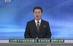 Triều Tiên đòi dẫn độ lãnh đạo tình báo Hàn Quốc sang Bình Nhưỡng để xử tội