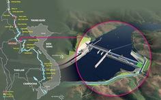 Sông Mekong sắp thêm đập thủy điện, ĐBSCL chồng chất nỗi lo