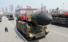 Tên lửa vừa bắn thử của Triều Tiên bay cao đến 2.000km