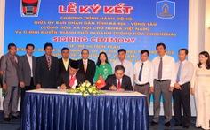Bà Rịa-Vũng Tàu đề nghị hợp tác nghề cá với TP Padang