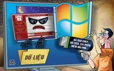 Doanh nghiệp Việt bị mã độc tấn công