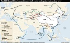 Vành đai, con đường và Trung Quốc mộng